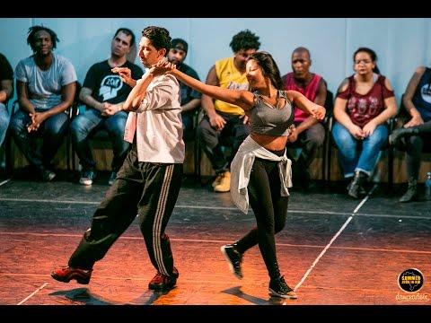 Summe Zouk in Rio - JJ int - Wanderson Gomes e Michele Galdino