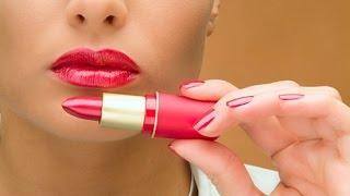 Сохнут губы – наведите порядок в косметичке