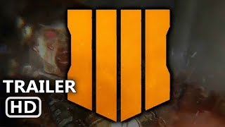 CALL OF DUTY Black Ops 4 Official Trailer TEASER (2018)
