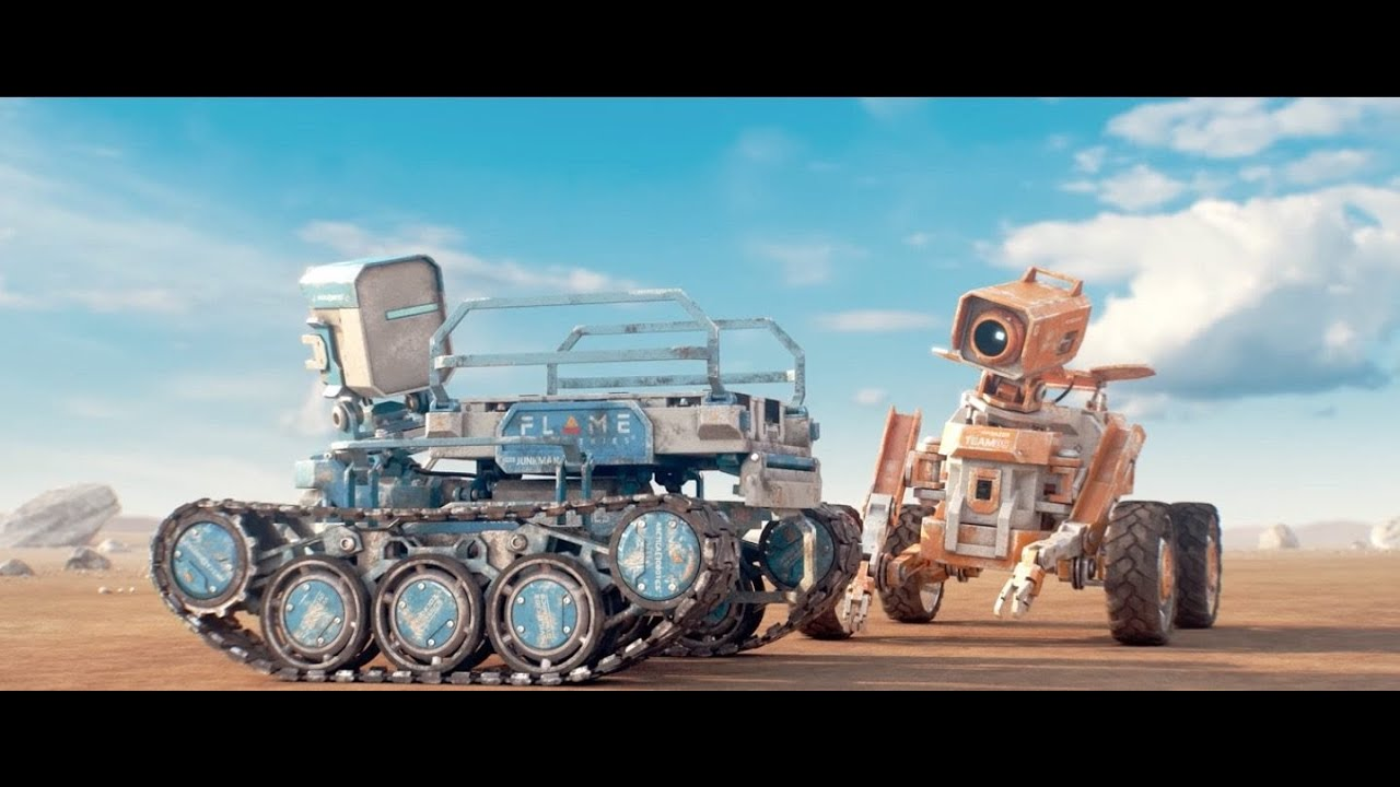 """Sci Fi Short Film """"Planet Unknown 
