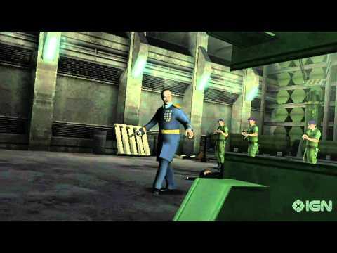 Goldeneye Wii Trailer - Behind the Scenes