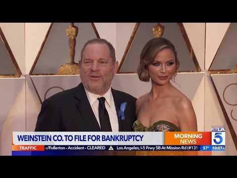 KTLA Morning News: Mari Henderson on Weinstein Co. Bankruptcy