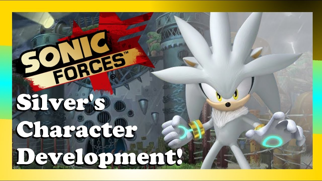 How Silver GREW in SONIC FORCES! | Sonic the Hedgehog Character Discussion