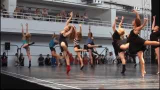 Dancing Poznań 12: Modern jazz. Jose De La Cruz.