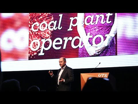 Chris Dunstan - Australia's New Energy Ecosystem - UTSpeaks