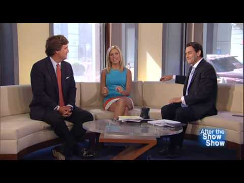 Ainsley Earhardt hot legs cross - Fox & Friends - 08/25/13