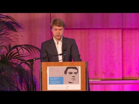 Boris Nemtsov Prize - 2017 - Владимир Ашурков / Vladimir Ashurkov