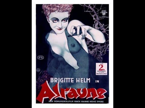 Alraune (Unholy Love) - 1927; Brigitte Helm, Henrik Galeen