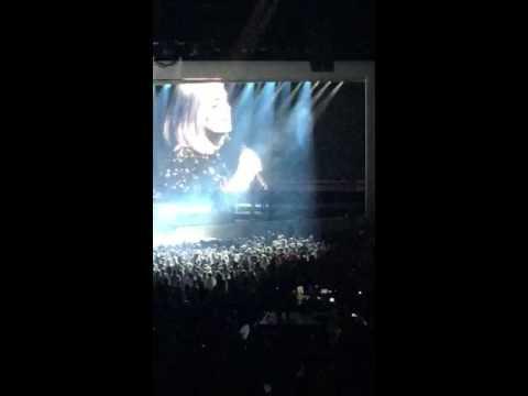 Adele Encore Vancouver