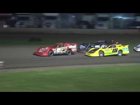 IMCA Late Model feature Davenport Speedway 5/18/18