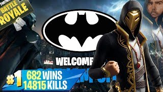 🔴FORTNITE Lv.100 | COLLABORAZIONE FORTNITE X BATMAN! | CODICE: XIUDERONE