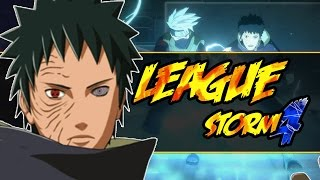 Naruto Shippuden Ultimate Ninja Storm 4 | 1st League + Spec Mode