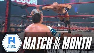 vuclip AJ Styles vs Samoa Joe vs Christopher Daniels (Turning Point 2009) | Match of the Month