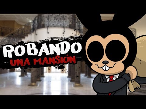 ROBLOX: ROBANDO UNA MANSIÓN ⭐️ 💰ROB THE MANSION OBBY 💰 | iTownGamePlay