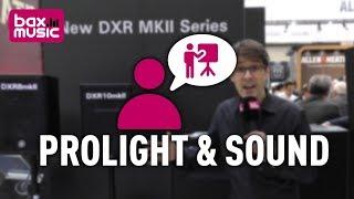 Yamaha DXR MKII Series | Prolight & Sound 2019