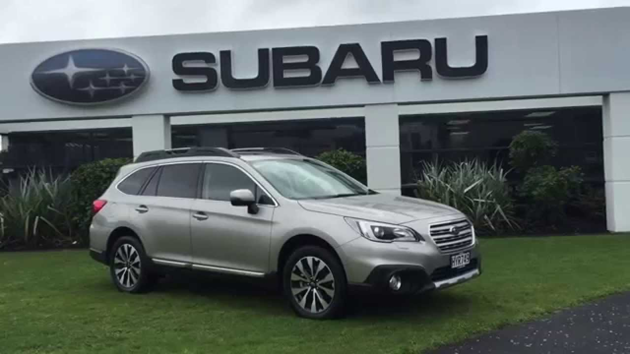 What Time Does Outback Open >> Subaru Outback Powered Rear Gate Setting Memory Height Youtube