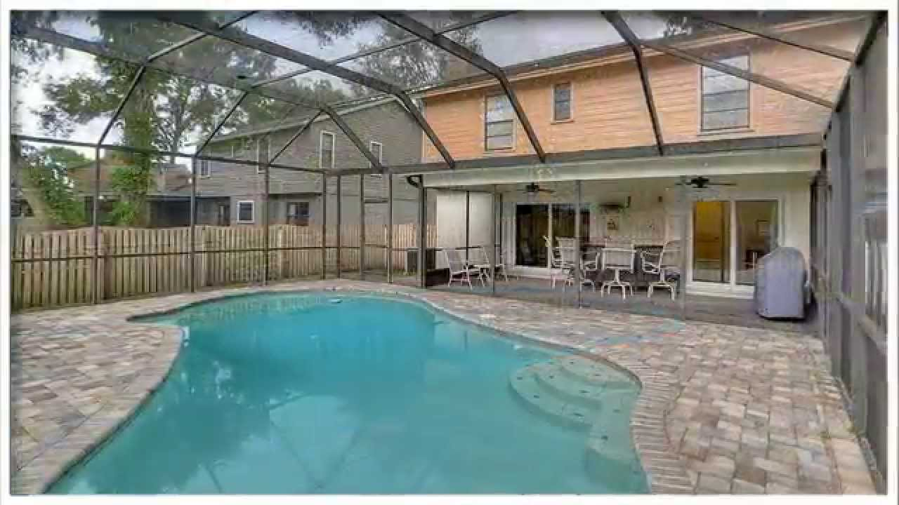 Lake Heather Oaks Pool Home Tampa Fl 33618 For Sale