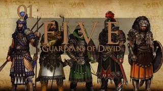 let's Play FIVE: Guardians of David - Ep.01 - Goliath - FIVE: Guardians of David Gameplay!