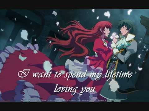 """"""" I Want To Spend My Lifetime Loving You"""" (with Lyrics)"""