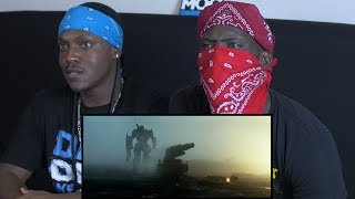 Transformers: the last knight - international trailer reaction