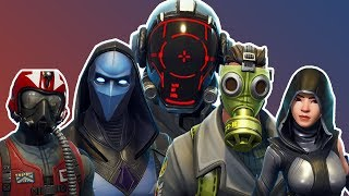 NEW SKINS and COSMETICS LEAKED 11/06/2018-Fortnite Battle Royale