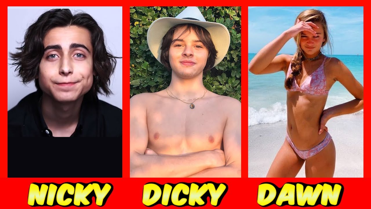 Download Nicky, Ricky, Dicky & Dawn 🔥 Then And Now
