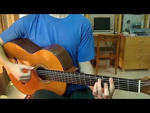 ElissaLaw Ma Tiji Guitar Tutorial