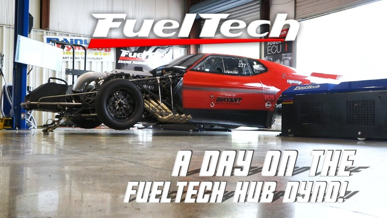 FuelTech Dyno Day! - FuelTech USA