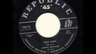 johnny rowland ohio baby 1953