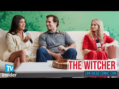 The Witcher Cast On Season 1, Gaming & More! | TV Insider