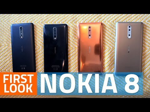 Nokia 8 First Look | Camera, Specs, Launch Details, and More