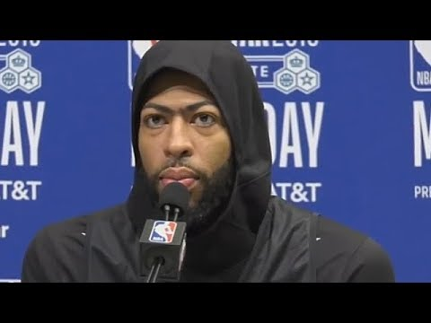Anthony Davis Denies Lakers As Only Desired Destination & Reveals Celtics Are On His List!