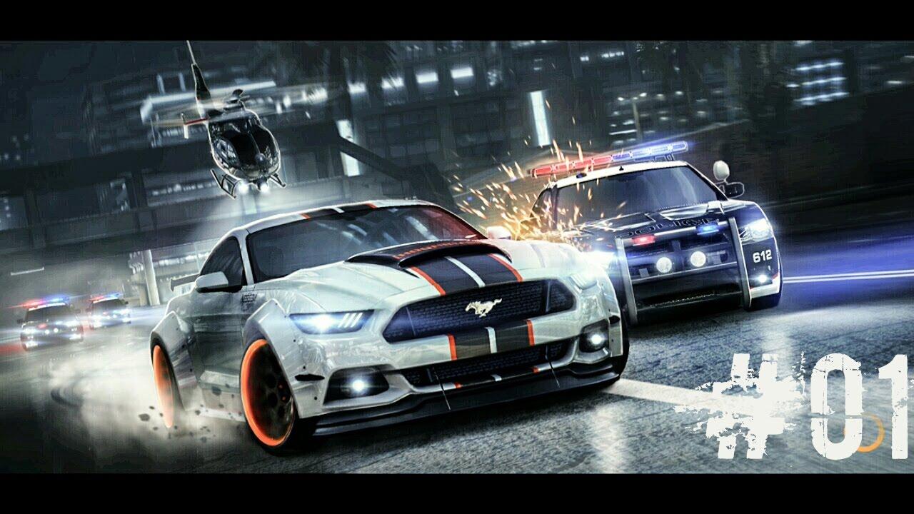 chơi game đua xe đỉnh cao Need For Speed™ cùng Exu   tập 01 – mở khóa SUBARU BRZ