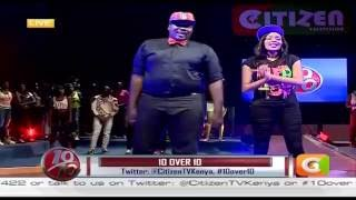 10 over10: Joey vs Raburu Dance off