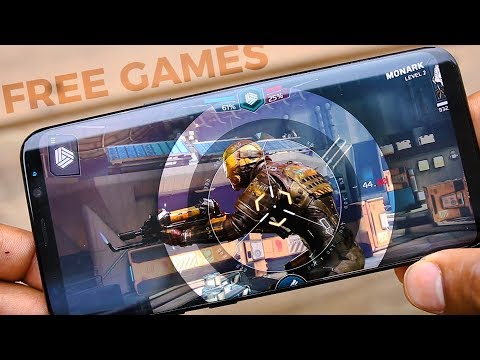Top 20 Best Free Android Games 2017