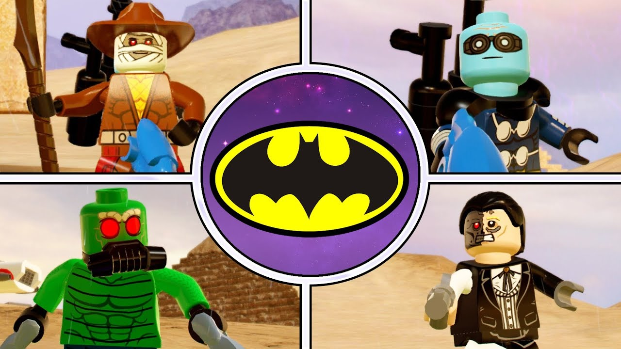 how to make lego dc superheroes oragami