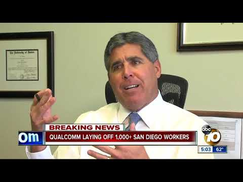 Qualcomm lays off San Diego workers