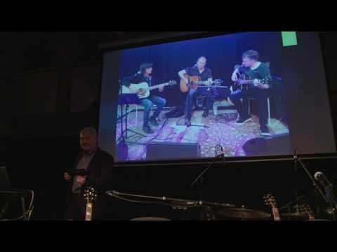 Joe Lynn Turner Consert in Reinsaríið 9th March 2017