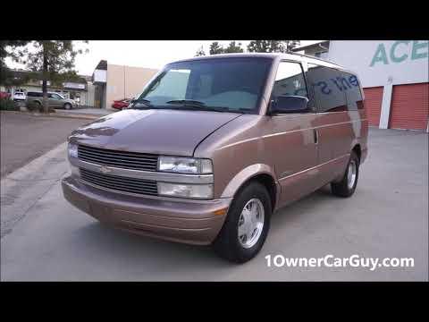68,000 Mile 1 Owner MiniVan ~ CLEAN Van For Sale Video Review