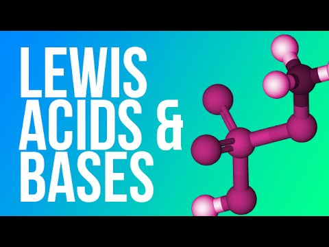A3Academy: Lewis Acids and Bases
