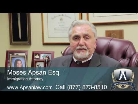 Same Sex Marriage with Immigration Benefits - Immigration Lawyer  Moses Apsan