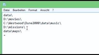 GDPC: Dune 2000 auf Windows XP + Vista + 7 + 8 spielen 64 Bit Betriebssystem Patch 1.06