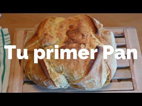 PAN CASERO ( TU PRIMER PAN )
