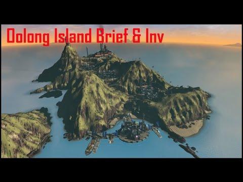 DCUO - Oolong Island Brief & Inv