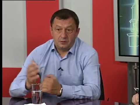Актуальне інтерв'ю. В. Стефанишин. А. Лемко. Академічний ліцей-інтернат Івано-Франківської облради
