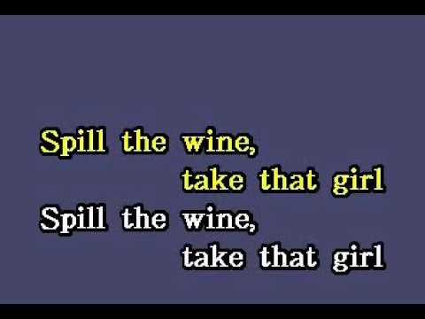 DK093 08   War   Spill The Wine [karaoke]