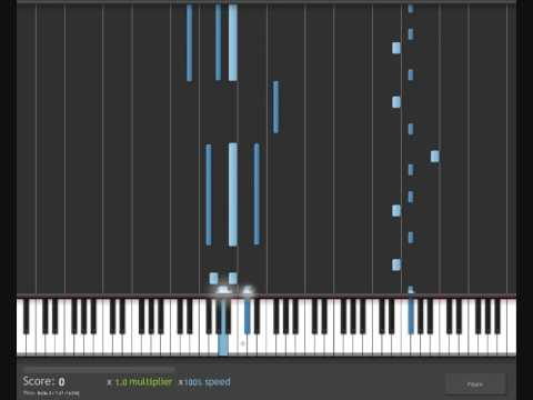 How To Play ER Theme on piano/keyboard