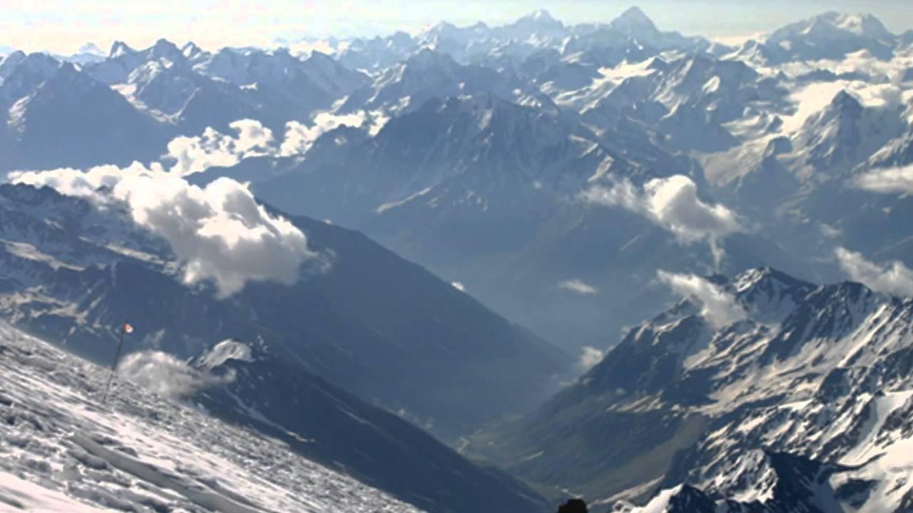 Mt Elbrus Highest Peak of Europe 2015 - YouTube