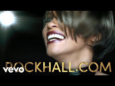 image for Whitney Enter R&R Hall Of Fame