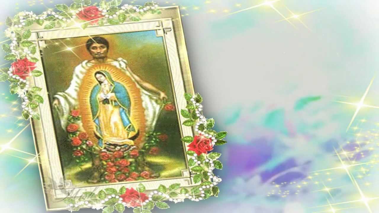 """""""No se turbe tu coraz³n"""" Palabras de la Virgen de Guadalupe a Juan Diego"""